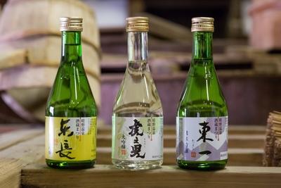 第7回嬉野温泉酒蔵まつり限定 3蔵セット ※配送は2021年3月末予定です