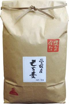 もち麦-愛媛産(5kg袋)