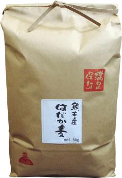 はだか麦-熊本産(5kg袋)