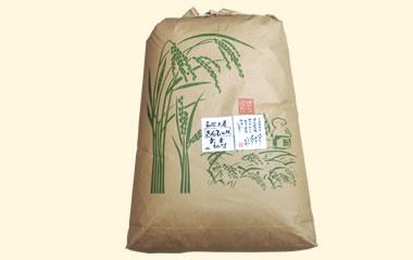 紀州のふっくら米-玄米30kg