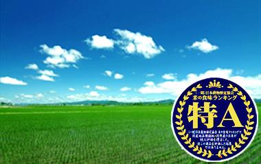 ゆめぴりか-北海道新JA新すながわの形成評議会認定米