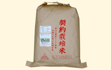 越後のホタル米-玄米5kg