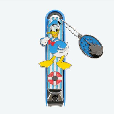 東京ディズニーリゾート ディズニー 通販 ドナルドダック 爪切り つめきり 日本製 無料ギフトラッピング ドナルド TDR ディズニーランド ディズニーシー 貝印 おみやげ お土産 (新)