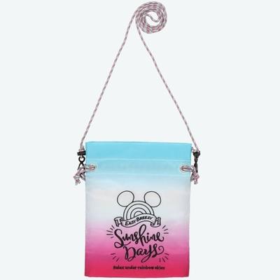 東京ディズニーリゾート ディズニー 通販 サンシャイン デイズ ミッキーマウス ショルダーバッグ 無料ギフトラッピング TDR ミッキー バッグ おみやげ お土産 ミニショルダー