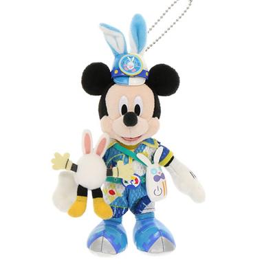 東京ディズニーランド ディズニー 通販 イースター 2021 うさたま ぬいぐるみ バッジ ぬいば ミッキーマウス 無料ギフトラッピング TDL ディズニーリゾート ディズニーシー ミッキー おみやげ