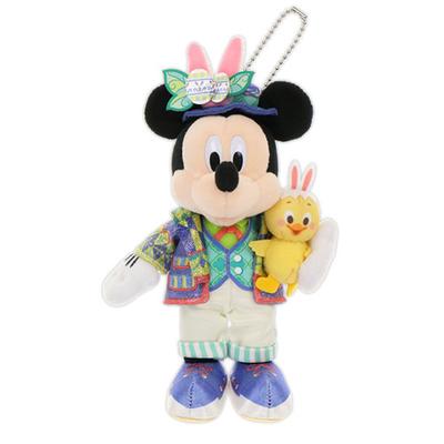 東京ディズニーシー ディズニー 通販 イースター 2021 うさピヨ ミッキーマウス ぬいぐるみ バッジ ぬいば 無料ギフトラッピング TDS ディズニーリゾート ディズニーランド おみやげ うさぴよ