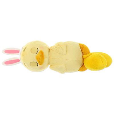 東京ディズニーシー ディズニー 通販 イースター 2021 うさピヨ 抱き枕 無料ギフトラッピング TDS ディズニーリゾート ディズニーランド おみやげ お土産 うさぴよ 抱きまくら だきまくら