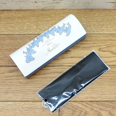 ディズニー 通販 アラジン ジーニー メガネケース 無料ギフトラッピング クロス付 ギフト お土産 おみやげ めがね トラベル 携帯ケース