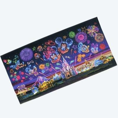 東京ディズニーリゾート 通販 ディズニー 夜空 バスタオル リゾートナイト 無料ギフトラッピング TDR ディズニーランド ディズニーシー おみやげ お土産 長方形 タオル