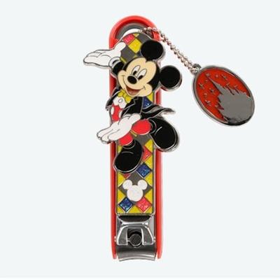 東京ディズニーリゾート ディズニー 通販 ミッキーマウス 爪切り つめきり 日本製 無料ギフトラッピング ミッキー TDR ディズニーランド ディズニーシー 貝印 おみやげ お土産 (新)