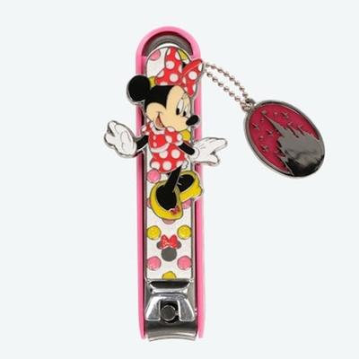 東京ディズニーリゾート ディズニー 通販 ミニーマウス 爪切り つめきり 日本製 無料ギフトラッピング ミニー TDR ディズニーランド ディズニーシー 貝印 おみやげ お土産 (新)