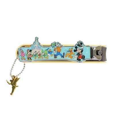 東京ディズニーリゾート The Tokyo Disney Resort シリーズ ディズニー 通販 オールキャラクター 爪切り つめきり 日本製 無料ギフトラッピング ミッキーマウス ティンカーベル