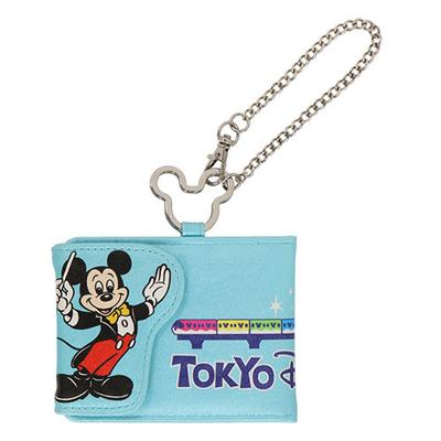 東京ディズニーリゾート The Tokyo Disney Resort シリーズ ディズニー オールキャラクター パスケース カードケース 無料ギフトラッピング お土産 スイカ パスモ ICカード