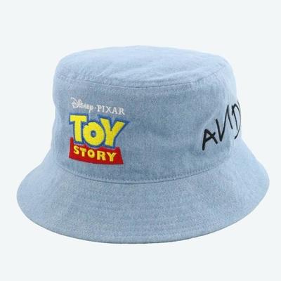 東京ディズニーリゾート ディズニー 通販 トイストーリー ハット 大人 58cm 無料ギフトラッピング TDR ディズニーランド ディズニーシー トイ・ストーリー 帽子 おみやげ お土産