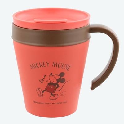 東京ディズニーリゾート 通販 ディズニー ステンレス マグカップ 蓋付き ミッキーマウス 無料ギフトラッピング ディズニーランド ディズニーシー おみやげ お土産 マグ コーヒーカップ ミッキー