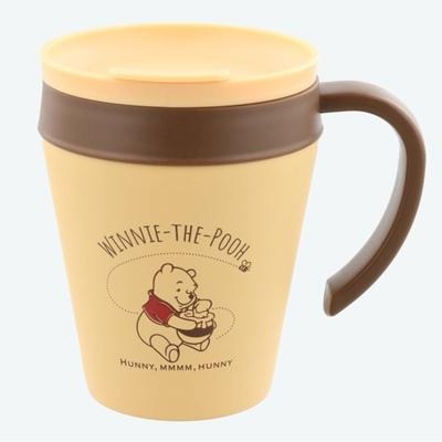 東京ディズニーリゾート 通販 ディズニー ステンレス マグカップ 蓋付き くまのプーさん 無料ギフトラッピング ディズニーランド ディズニーシー おみやげ お土産 マグ コーヒーカップ プーさん
