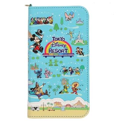 東京ディズニーリゾート The Tokyo Disney Resort シリーズ ディズニー 通販 オールキャラクター スマートフォン ケース ギフトラッピング お土産 iPhone Android