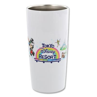 東京ディズニーリゾート The Tokyo Disney Resort シリーズ ディズニー 通販 オールキャラクター ミッキーマウス ステンレス 2重 タンブラー 無料 ギフトラッピング マグ