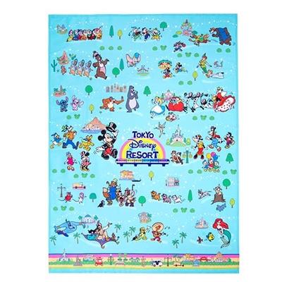 東京 ディズニーリゾート The Tokyo Disney Resort シリーズ ディズニー 通販 ミッキーマウス マルチカバー マルチクロス ソファカバー ソファーカバー テーブルクロス