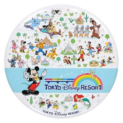 東京ディズニーリゾート The Tokyo Disney Resort シリーズ ディズニー 通販 オールキャラクター 缶バッジ 無料 ギフトラッピング おみやげ カンバッジ 缶バッチ カンバッチ