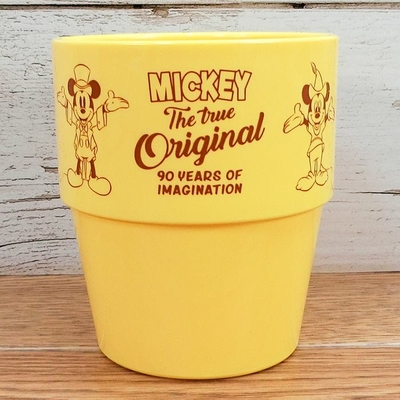 ディズニー 通販 ミッキーマウス スクリーンデビュー 90周年 限定 セレブレーション アート スタッキング タンブラー  250ml 無料ギフトラッピング カップ コップ おみやげ お土産 ミッキー