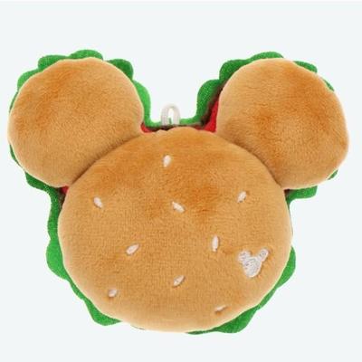 東京ディズニーリゾート ディズニー 通販 ミッキーマウス パークフード マグネット ハンバーガー 無料ギフトラッピング TDR ミッキー おみやげ お土産 バーガー 強力マグネット