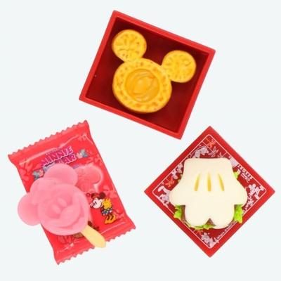 東京ディズニーリゾート ディズニー 通販 ミッキーマウス パークフード 箸置き 無料ギフトラッピング TDR ミッキー おみやげ お土産 はし置き