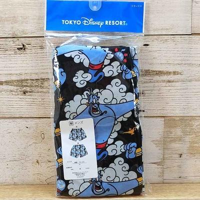 東京ディズニーリゾート ディズニー 通販 ジーニー アラジン ボクサーパンツ Mサイズ ギフトラッピング TDR ディズニーランド ディズニーシー おみやげ お土産 パンツ 下着 肌着 アラジン