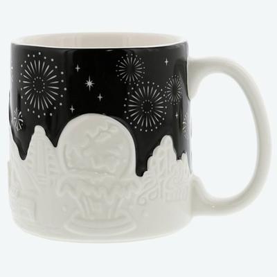 東京ディズニーシー 通販 ディズニー パーク レリーフマグカップ 無料ギフトラッピング TDS ディズニーランド ディズニーリゾート おみやげ お土産 マグ コーヒーカップ