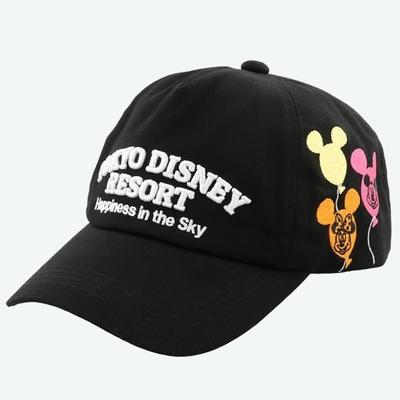 東京ディズニーリゾート ディズニー 通販 キャップ バルーンシリーズ 無料ギフトラッピング TDR ディズニーランド ディズニーシー おみやげ お土産 帽子
