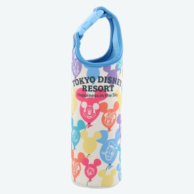 東京ディズニーリゾート ディズニー 通販 ペットボトルケース バルーンシリーズ 無料ギフトラッピング TDR ディズニーランド ディズニーシー おみやげ お土産 ドリンク ボトルホルダー