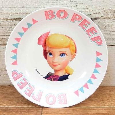 ディズニー 通販 新品 トイストーリー ボー・ピープ プレート M 18cm ランチ プレート 皿 食器 お土産 おみやげ トイ・ストーリー