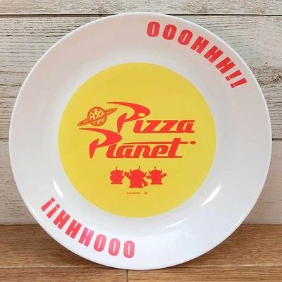 ディズニー 通販 新品 トイストーリー ピザ プラネット プ プレート L 22cm ランチ プレート 皿 食器 お土産 おみやげ トイ・ストーリー