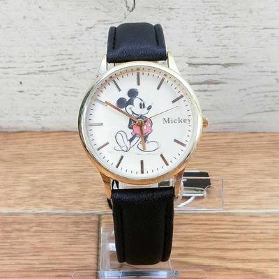 送料無料 【アウトレット】ディズニー 通販 腕時計 ミッキーマウス 無料ギフトラッピング ミッキー おみやげ お土産 ウォッチ 男女兼用