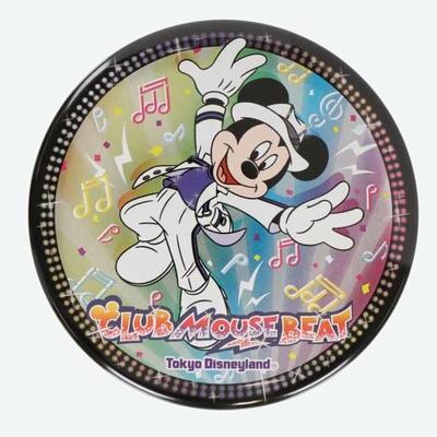 東京ディズニーランド ディズニー 通販 クラブマウスビート カンバッジ 無料ギフトラッピング ミッキーマウス TDL ディズニーリゾート ディズニーシー ミッキー おみやげ お土産 カンバッチ