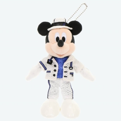 東京ディズニーランド ディズニー 通販 クラブマウスビート ぬいぐるみ バッジ 無料ギフトラッピング ミッキーマウス TDL ディズニーリゾート ディズニーシー ミッキー おみやげ お土産 ぬいば バ
