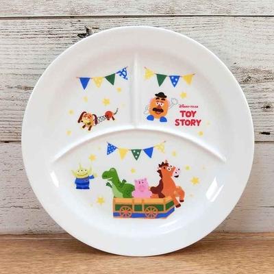 【送料無料】ディズニー 通販 わけあり アウトレット トイストーリー ランチプレート 陶器 ランチ プレート 皿 食器 お土産 おみやげ 訳あり箱無 トイ・ストーリー