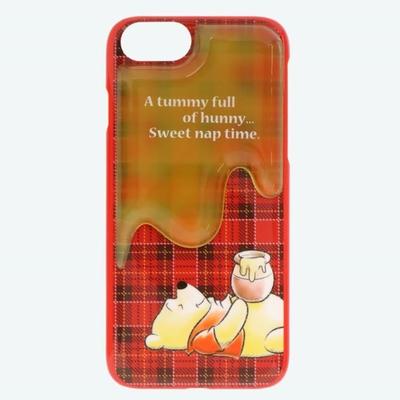 東京ディズニーリゾート 通販 ディズニー プーさん はちみつ  スマートフォン ケース 無料ギフトラッピング スマホ アイフォーン iPhone iPhone6 6s 7 8 SE(4.7インチ)