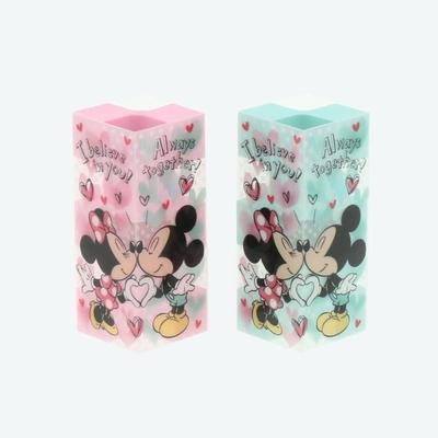 東京 ディズニー リゾート ディズニー 通販 消しゴム カドケシ ミッキーマウス ミニーマウス 2個セット 無料ギフトラッピング TDR けしごむ ケシゴム おみやげ お土産 ミッキー ミニー
