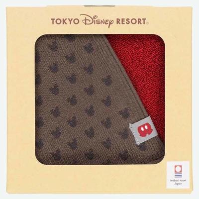 東京ディズニーリゾート 通販 ディズニー 今治 日本製 タオル ミッキー シェイプ 無料ギフトラッピング TDR ディズニーランド ディズニーシー おみやげ お土産