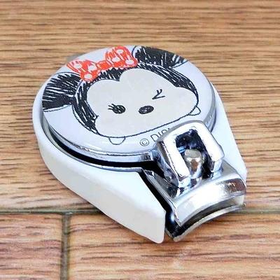 ディズニー 通販 爪切り つめきりツムツム ミニーマウス 日本製 無料ギフトラッピング ミニー