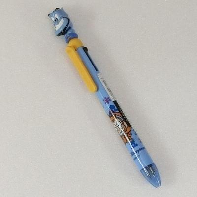 東京ディズニーリゾート ディズニー アラジン ジーニー ボールペン 0.5mm 多機能ペン 黒 赤 青 3色+シャープペン 無料ギフトラッピング ランド シー アラビアンコースト おみやげ お土産