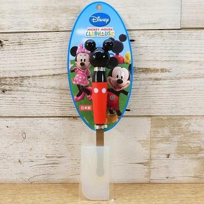 ディズニー 通販 ミッキーマウス クラブハウス スパチュラ シリコン ヘラ 【日本製】 無料ギフトラッピング シリコーン 調理用 ミッキー ギフト お土産 おみやげ