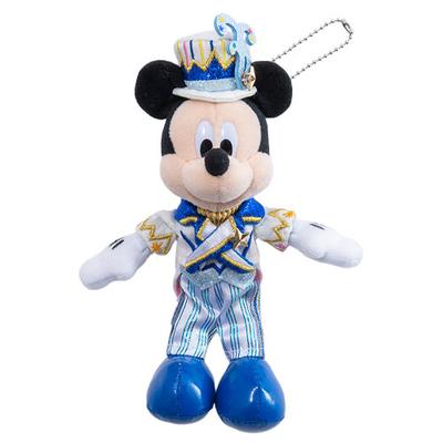 【9/3発売予定】 東京ディズニーシー ディズニー 通販  20周年  タイム・トゥ・シャイン ぬいぐるみ バッジ ミッキーマウス 無料ギフトラッピング TDS ランド リゾート ミッキー ぬいば