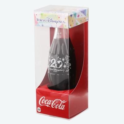 【9/3発売予定】 東京ディズニーシー ディズニー 通販  20周年  タイム・トゥ・シャイン コカコーラ 限定ボトル 無料ギフトラッピング TDS ランド ディズニーリゾート  コカ・コーラ