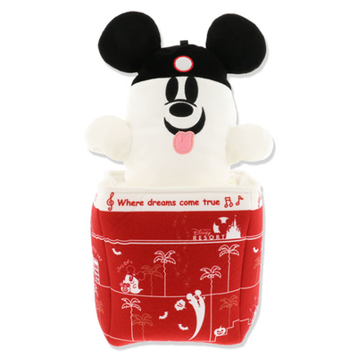 東京ディズニーランド ディズニー ハロウィーン パークフード ハンドパペット ミッキーマウス 無料ギフトラッピング ハロウィン TDR ディズニーシー リゾート 土産 パペット人形 指人形