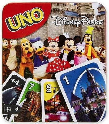 2021年10月超最新入荷!ハワイ直輸入! アウラニ ディズニーリゾート UNO ウノ カードゲーム 無料ギフト ラッピング ウォルトディズニーワールド リゾート ディズニーランドリゾート Uno