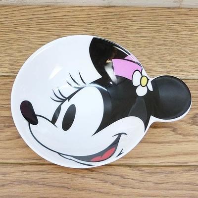 ディズニー 通販 わけあり アウトレット ミニーマウス とんすい 大人用デザイン ミニー 陶器 鍋料理 食器 お土産 おみやげ 訳あり