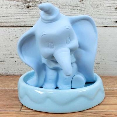 ディズニー 通販 ダンボ 加湿器 陶器 お土産 おみやげ 素焼き