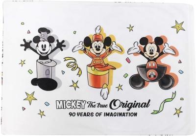 ディズニー 通販 枕カバー ミッキーマウス 90周年 トゥルーオリジナル 無料 ギフトラッピング ピローケース おみやげ お土産 まくら カバー ピロケース